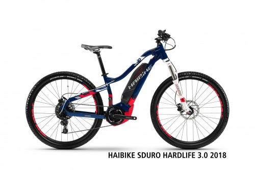 HAIBIKE SDURO Hardlife 3.0