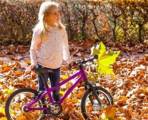 KU-Bike lila